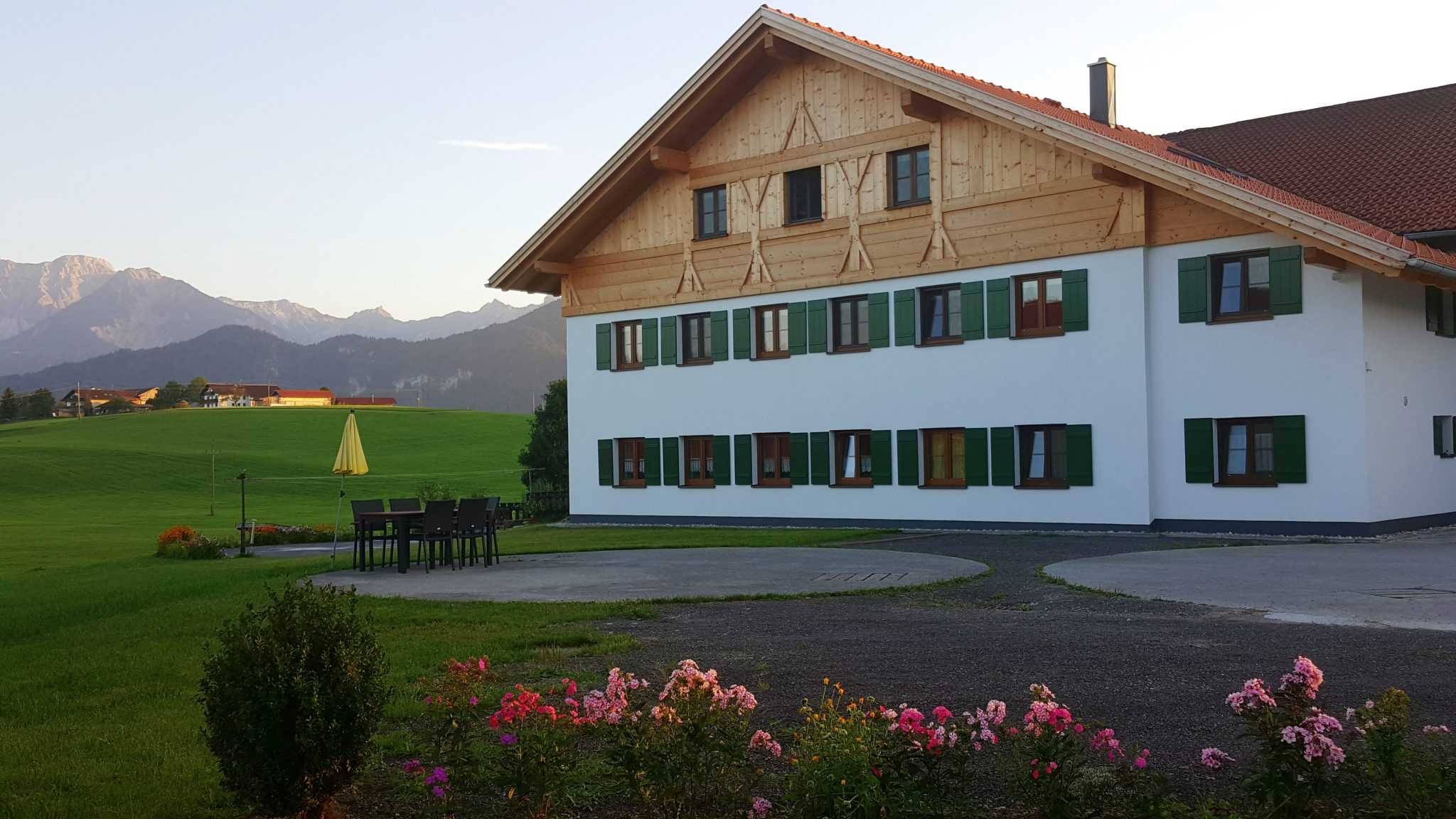 Ferienhof Dischler Hopferau - Allgäu